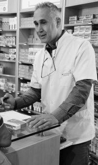 équipe pharmacie de l'étang Jean Michel