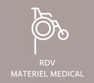 pharmacie lansargues prise de RDV matériel médical
