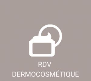 rdv dermocosmétique